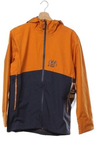 Geacă de sport pentru copii Maloja, Mărime 9-10y/ 140-146 cm, Culoare Albastru, 65% poliester, 35% alte materiale, Preț 318,58 Lei