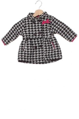 Детско яке Beebielove, Размер 9-12m/ 74-80 см, Цвят Сив, 90% полиестер, 10% вълна, Цена 76,30лв.