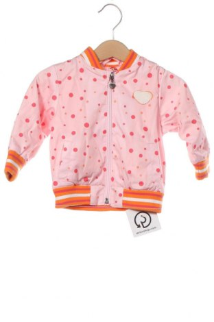Детско яке Beebielove, Размер 6-9m/ 68-74 см, Цвят Розов, Полиестер, Цена 66,75лв.