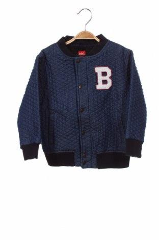 Geacă pentru copii Beebielove, Mărime 2-3y/ 98-104 cm, Culoare Albastru, Bumbac, Preț 219,57 Lei