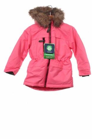 Geacă pentru copii Color Kids, Mărime 2-3y/ 98-104 cm, Culoare Roz, Poliester, Preț 161,02 Lei