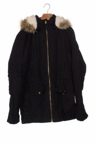 Παιδικό μπουφάν H&M, Μέγεθος 13-14y/ 164-168 εκ., Χρώμα Μπλέ, 85% πολυεστέρας, 15% βαμβάκι, Τιμή 21,34€