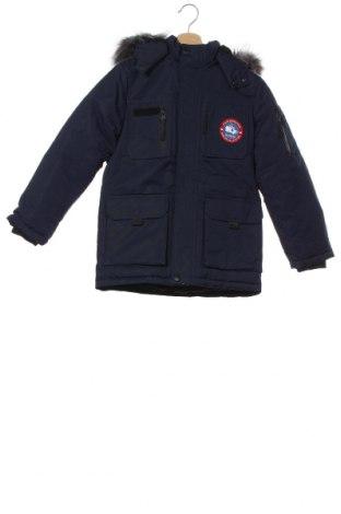 Geacă pentru copii Hulabalu, Mărime 10-11y/ 146-152 cm, Culoare Albastru, Poliester, Preț 320,07 Lei