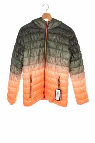 Детско яке Icepeak, Размер 15-18y/ 170-176 см, Цвят Зелен, Полиестер, Цена 74,25лв.