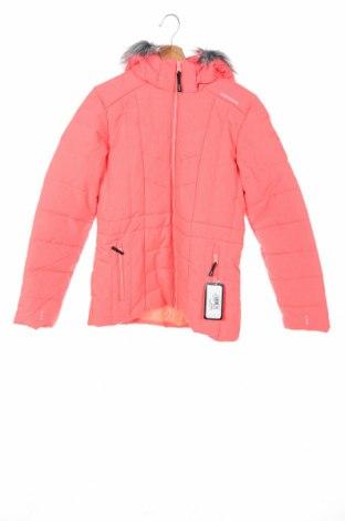 Детско яке Icepeak, Размер 15-18y/ 170-176 см, Цвят Розов, Полиестер, Цена 96,75лв.