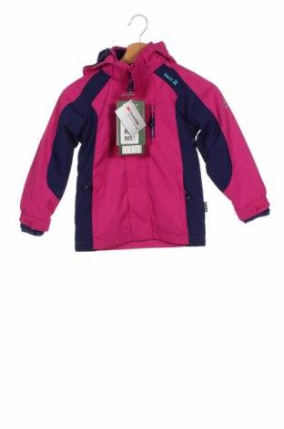Детско яке Kamik, Размер 4-5y/ 110-116 см, Цвят Розов, Полиестер, Цена 81,75лв.