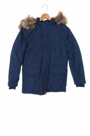 Детско яке Pepe Jeans, Размер 10-11y/ 146-152 см, Цвят Син, Полиестер, пух и пера, Цена 156,75лв.