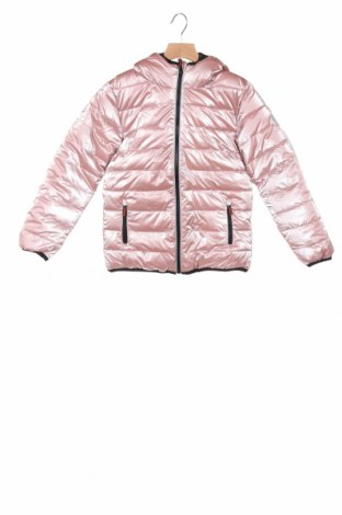Детско яке Superdry, Размер 9-10y/ 140-146 см, Цвят Розов, Полиестер, Цена 141,75лв.