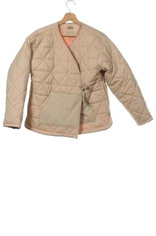 Dětská bunda  Zara, Velikost 13-14y/ 164-168 cm, Barva Béžová, Cena  606,00Kč