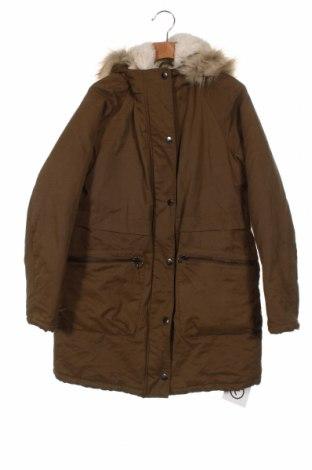 Παιδικό μπουφάν Zara Kids, Μέγεθος 13-14y/ 164-168 εκ., Χρώμα Πράσινο, Πολυεστέρας, Τιμή 19,49€