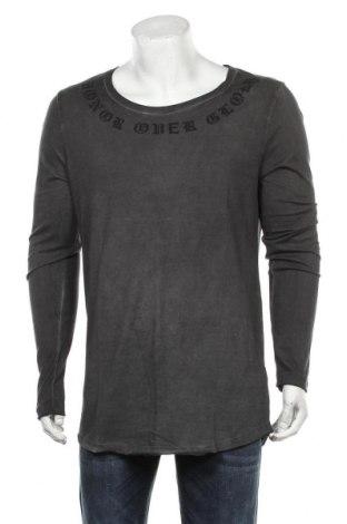 Ανδρική μπλούζα ASOS, Μέγεθος L, Χρώμα Γκρί, Βαμβάκι, Τιμή 35,26€