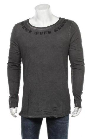 Ανδρική μπλούζα ASOS, Μέγεθος M, Χρώμα Γκρί, Βαμβάκι, Τιμή 35,26€