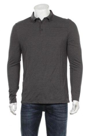 Ανδρική μπλούζα ASOS, Μέγεθος M, Χρώμα Γκρί, 2% πολυεστέρας, 48% βαμβάκι, Τιμή 17,94€
