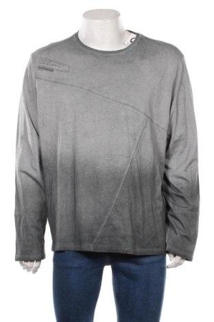 Ανδρική μπλούζα Angelo Litrico, Μέγεθος XXL, Χρώμα Γκρί, Βαμβάκι, Τιμή 24,68€