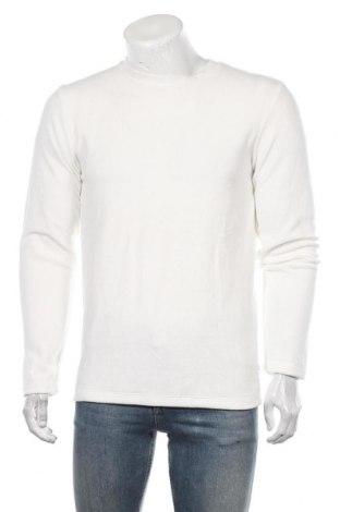 Bluză de bărbați Lindbergh, Mărime S, Culoare Alb, 65% poliester, 35% bumbac, Preț 181,91 Lei