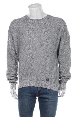 Мъжки пуловер Signal, Размер XL, Цвят Сив, Памук, Цена 27,30лв.