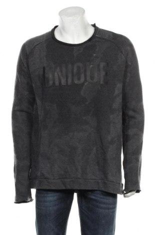 Bluză de bărbați Sublevel, Mărime XL, Culoare Gri, 77% bumbac, 23% poliester, Preț 86,21 Lei