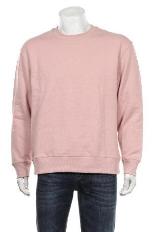Мъжка блуза Topman, Размер L, Цвят Розов, 58% памук, 42% полиестер, Цена 67,20лв.