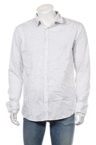 Pánská košile  Hugo Boss, Velikost XXL, Barva Bílá, 72% bavlna, 26% polyamide, 2% elastan, Cena  1917,00Kč
