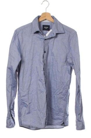 Ανδρικό πουκάμισο Joop!, Μέγεθος S, Χρώμα Μπλέ, Βαμβάκι, Τιμή 46,89€