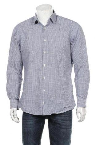 Ανδρικό πουκάμισο Joop!, Μέγεθος L, Χρώμα Μπλέ, Βαμβάκι, Τιμή 40,82€