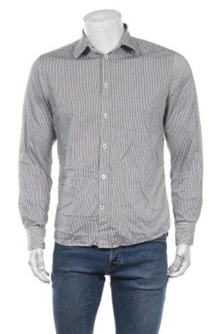 Ανδρικό πουκάμισο Matinique, Μέγεθος M, Χρώμα Γκρί, Βαμβάκι, Τιμή 18,19€