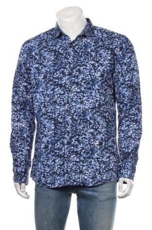 Ανδρικό πουκάμισο Matinique, Μέγεθος XL, Χρώμα Μπλέ, Βαμβάκι, Τιμή 22,08€