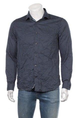 Ανδρικό πουκάμισο Matinique, Μέγεθος L, Χρώμα Μπλέ, Βαμβάκι, Τιμή 18,19€