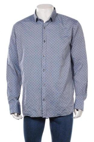 Ανδρικό πουκάμισο Matinique, Μέγεθος XXL, Χρώμα Μπλέ, Βαμβάκι, Τιμή 16,89€
