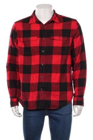 Pánská košile  Old Navy, Velikost L, Barva Červená, 97% bavlna, 3% elastan, Cena  335,00Kč