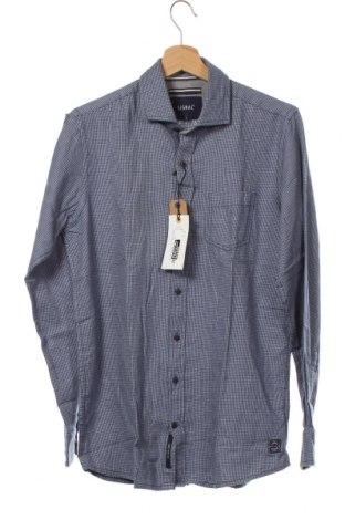Мъжка риза Signal, Размер S, Цвят Син, Памук, Цена 40,95лв.