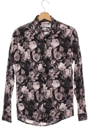 Мъжка риза Topman, Размер S, Цвят Многоцветен, Памук, Цена 18,90лв.