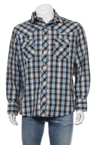 Pánská košile  Wrangler, Velikost L, Barva Vícebarevné, Cena  367,00Kč
