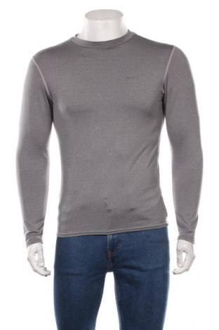 Pánské sportovní tričko Nike, Velikost M, Barva Šedá, 82% polyester, 18% elastan, Cena  239,00Kč
