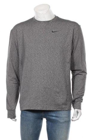 Pánské sportovní tričko Nike, Velikost M, Barva Šedá, 88% polyester, 12% elastan, Cena  606,00Kč