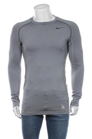 Pánské sportovní tričko Nike, Velikost S, Barva Šedá, 88% polyester, 12% elastan, Cena  446,00Kč