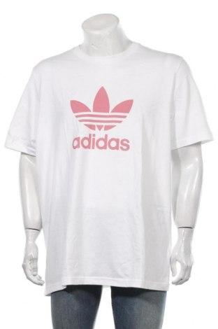 Pánské tričko  Adidas Originals, Velikost XL, Barva Bílá, Bavlna, Cena  1100,00Kč