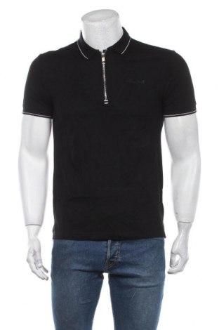 Мъжка тениска Antony Morato, Размер M, Цвят Черен, Памук, Цена 61,95лв.