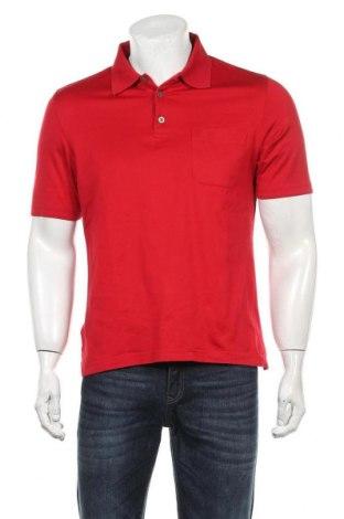 Мъжка тениска Brax, Размер S, Цвят Червен, Памук, Цена 28,00лв.