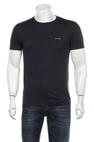 Мъжка тениска Calvin Klein Jeans, Размер S, Цвят Син, Памук, Цена 75,60лв.