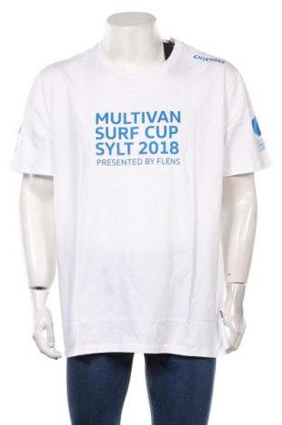 Tricou de bărbați Chiemsee, Mărime XXL, Culoare Alb, Bumbac, Preț 93,48 Lei