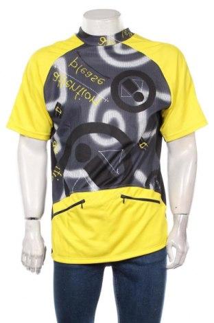 Мъжка тениска Gonso, Размер L, Цвят Многоцветен, 72% полиестер, 28% други тъкани, Цена 18,90лв.