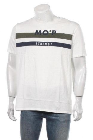 Tricou de bărbați Marc O'Polo, Mărime XL, Culoare Alb, Bumbac, Preț 88,82 Lei