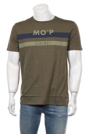 Tricou de bărbați Marc O'Polo, Mărime L, Culoare Verde, Bumbac, Preț 88,82 Lei