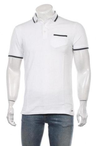 Tricou de bărbați Mexx, Mărime S, Culoare Alb, Bumbac, Preț 120,89 Lei