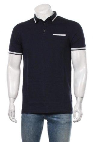 Tricou de bărbați Mexx, Mărime M, Culoare Albastru, Bumbac, Preț 120,89 Lei