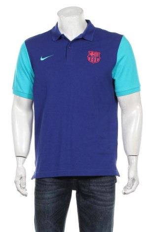 Pánské tričko  Nike, Velikost XL, Barva Modrá, Cena  383,00Kč