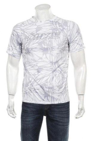 Мъжка тениска Nike, Размер XL, Цвят Сив, Полиестер, Цена 21,75лв.