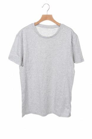 Мъжка тениска Pier One, Размер XS, Цвят Сив, 95% памук, 5% вискоза, Цена 27,30лв.