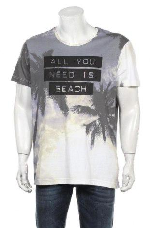 Мъжка тениска S.Oliver, Размер XL, Цвят Многоцветен, Памук, Цена 38,00лв.